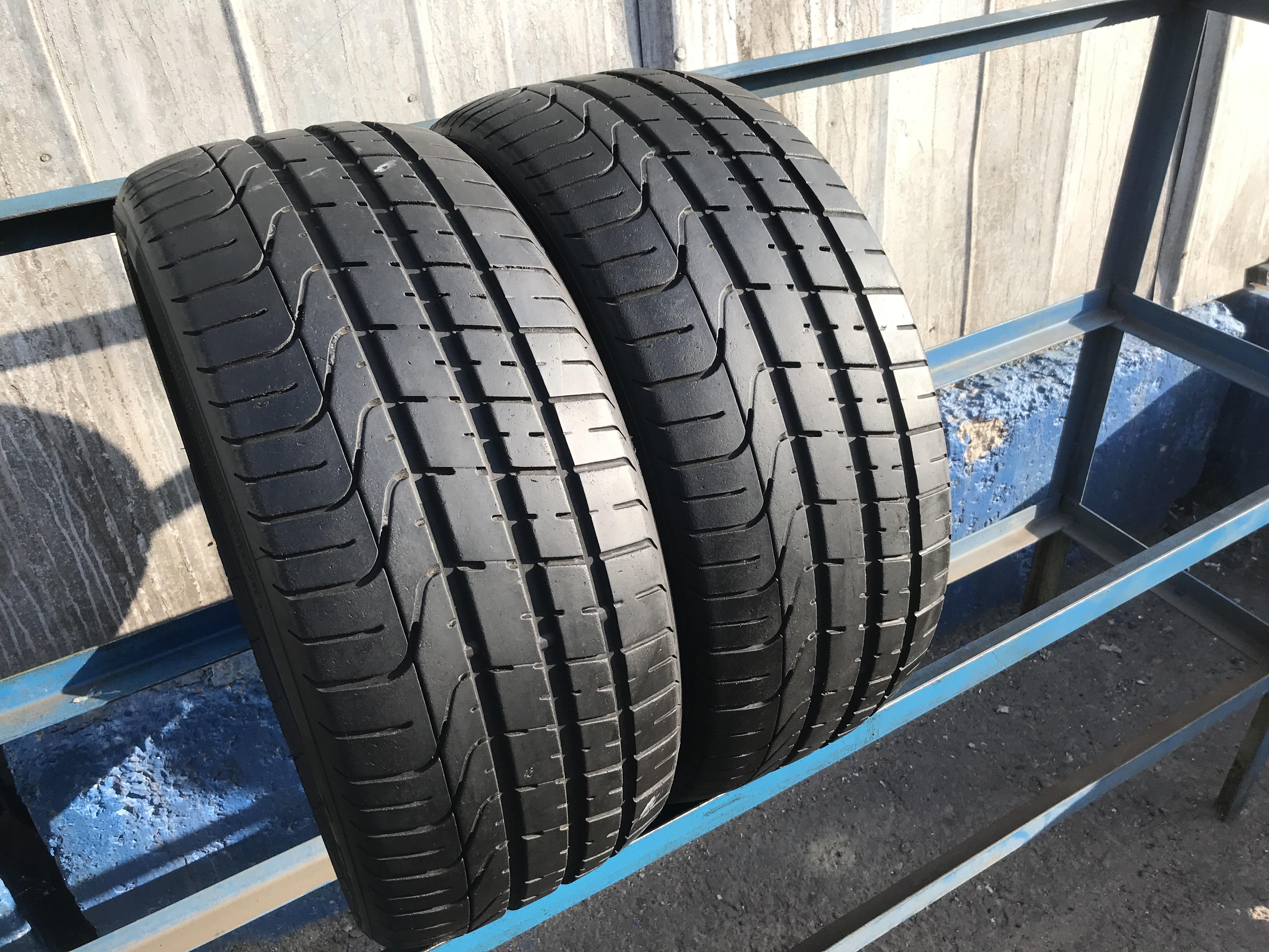 245 40 20 Pirelli p zero Runflat w