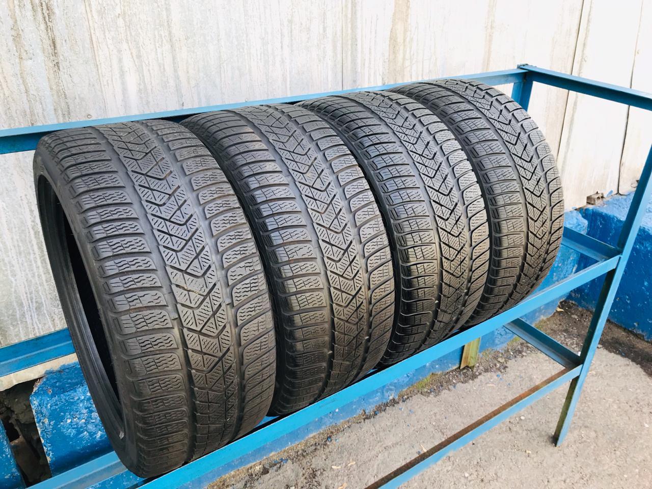245/45/R18 Pirelli Winter Sottozero 3 99W Runflat