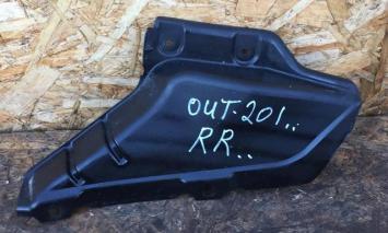 Пыльник заднего крыла Mitsubishi Outlander XL R R 05-13гг. 5370A074