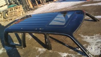Крыша Nissan Patrol Y61 под люк в сборе 73100-VB010