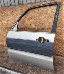 Дверь Mitsubishi Pajero 4 передняя левая 5700A451