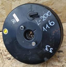 Вакуумный усилитель тормозов Mitsubishi L200 KB 4630A040