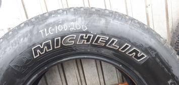 Шины Michelin LTX A/T 285/65 R18