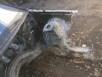 Лонжерон передний левый Mercedes X164 GL