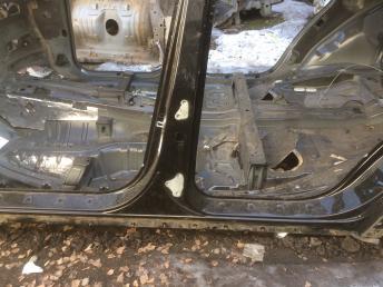 Порог левый Mercedes X164 GL