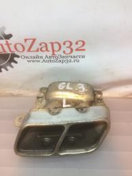 Насадка на глушитель левая Mercedes X164 GL