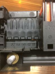 Блок предохранителей Mercedes X164 GL   А1645450201 А1645450201
