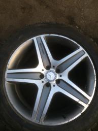 Колесный диск 20R AMG Mercedes X164 GL