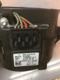 Резистор отопителя Mercedes X164 GL  А221 870 38 58 А221 870 38 58