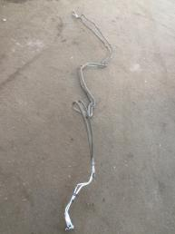 Трубка кондиционера задняя Mercedes X164 GL А1668306015 А1668306015