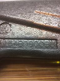 Пенопласт Mercedes X164 GL  А1648990096 А1648990096