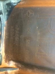 Защита Mercedes X164 GL / МЕРСЕДЕС  А1643280604 А1643280604