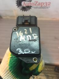 Расходомер воздуха 3,0 Mazda MPV  AFH70-21