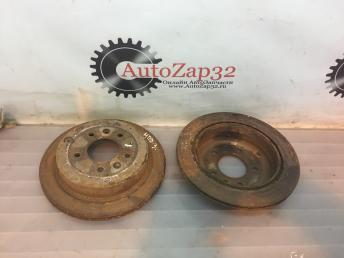 Диск тормозной задний Mazda MPV