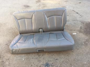 Сиденья задние кожа Mazda MPV