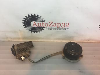 Диффузор вентилятора радиатора Mercedes X164 GL А2125000493 А2125000493