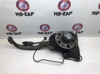 Кулак поворотный передний правый Mercedes W221 2213324601