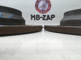 Диск тормозной задний Mercedes W221 2214230712