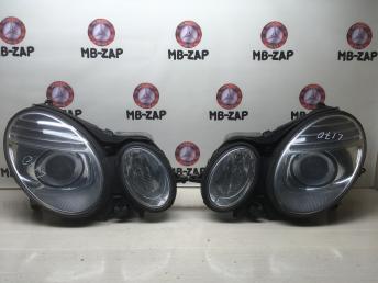Фара Mercedes W211 2118200161
