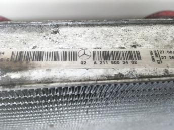Радиатор охлаждения Mercedes W211 2115003402