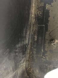 Подкрылок передний Mercedes W164 1646190438