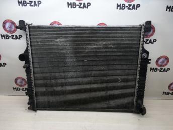 Радиатор основной Mercedes W164 2515000004