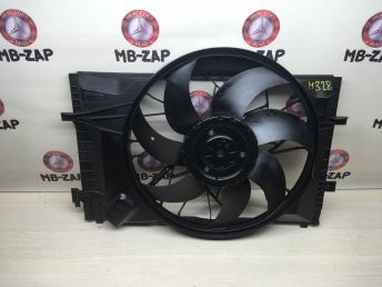 Вентилятор радиатора Mercedes W203 2035001493
