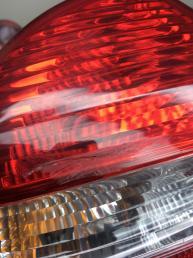 Задний левый фонарь Mercedes W203 2038200164