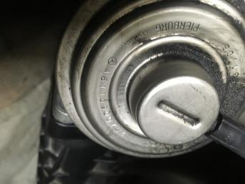 Впускной коллектор Mercedes Om612 6120901937