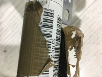 Шторка безопасности Mercedes W219 2198600105