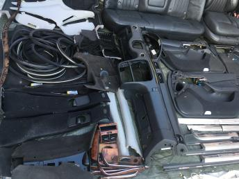 Салон Mercedes W220 AMG 2209105147