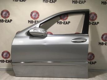 Дверь передняя левая Mercedes W220 2207200105