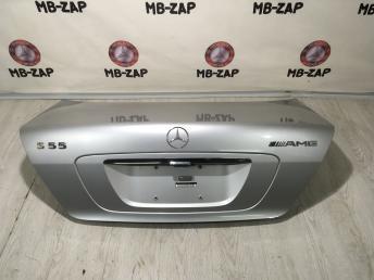 Крышка багажника Mercedes W220 S55 AMG 2208800357