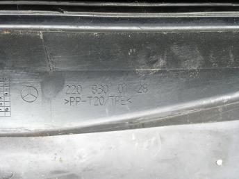 Жабо Mercedes W220 1644710223