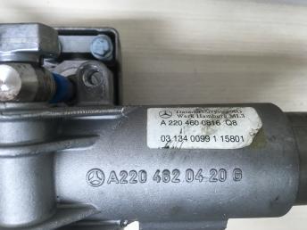 Рулевая колонка Mercedes W220 2204600816