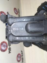 Клапан отопителя Mercedes W220 2208300084
