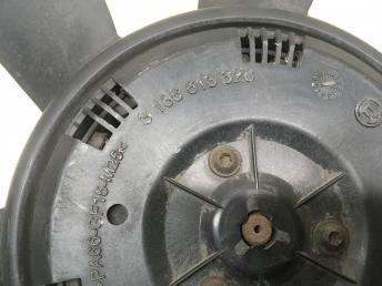 Вентилятор Mercedes W211 1137328108