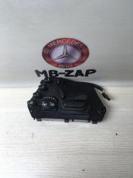 Блок управления сидением задний Mercedes W220 2208216879