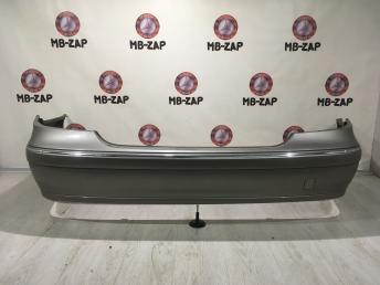 Бампер задний Mercedes W211 2118800540