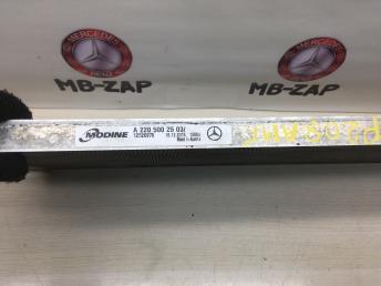 Радиатор компрессора Mercedes W220 2205002503