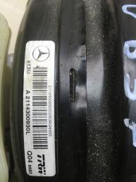 Вакуумный усилитель тормозов Mercedes W211 4Matic 2114300930