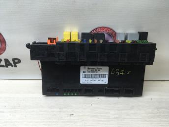 Блок SAM задний Mercedes W211 2115453601