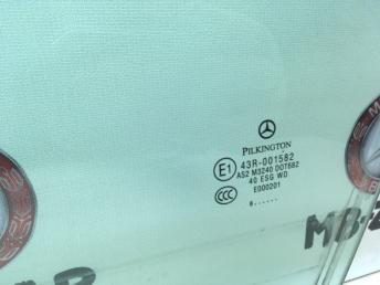 Стекло переднее левое Mercedes W204 2047250110