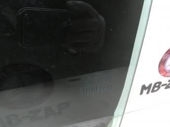 Стекло заднее левое Mercedes W219 2197350110