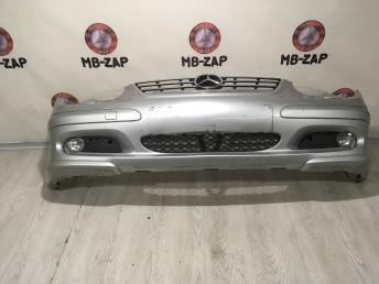 Передний бампер в сборе Mercedes W203 Coupe 2038851125