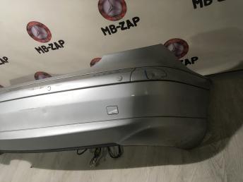 Передний бампер в сборе Mercedes W203 Coupe 2038853325
