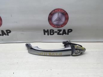 Рука двери передняя левая Mercedes W220 2207601170