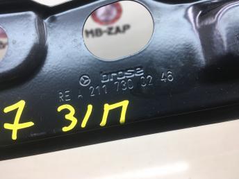 Стеклоподьемник задний правый Mercedes W211 2117200246