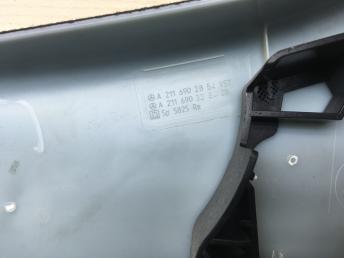Накладка центральной стойки Mercedes W211 2116902854