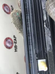 Внутренняя накладка порога Mercedes W211 2116805135